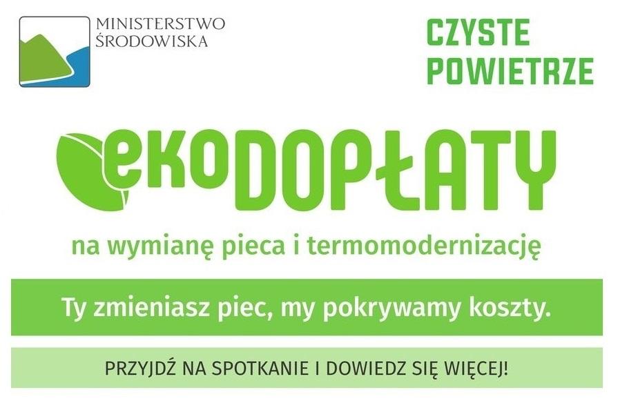 """Spotkanie nt.Programu """"Czyste powietrze"""" 16.09.2018 r."""